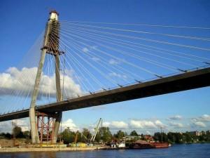 Cтроительство железобетонных мостов.