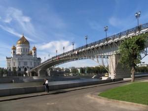 Пешеходные мосты в Перми обещают открыть в ноябре