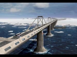 Стройка моста в Крым не должна повредить памятникам античности и редким животным
