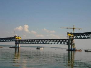 Реконструкция мостов.
