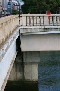 Ремонт и усиление каменных мостов.